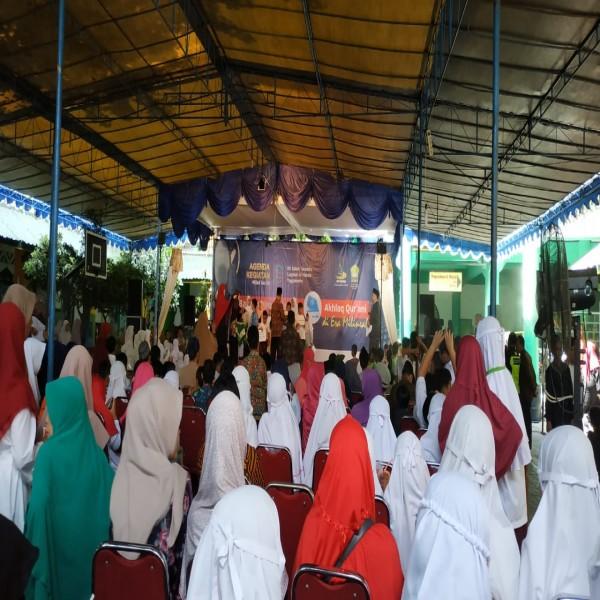 Milad ke-24 SDIT Luqman Al Hakim Yogyakarta