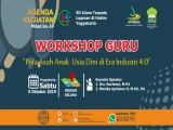 Workshop Guru dan Kepala Sekolah TK se Kota Yogyakarta